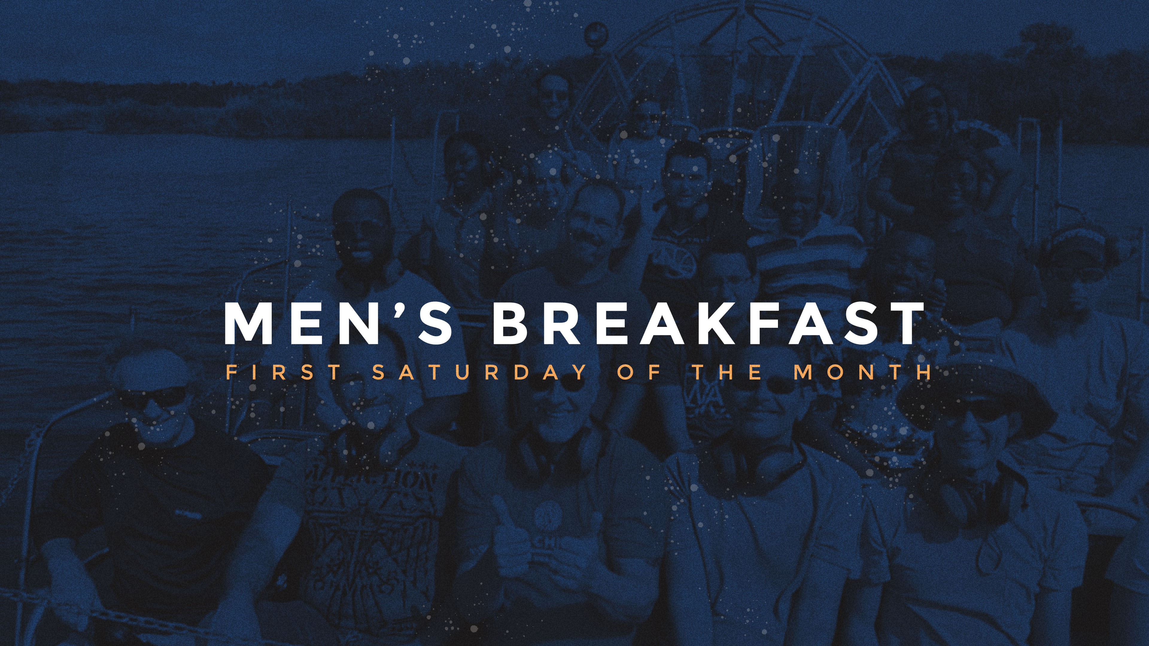 Men's Breakfast 8-19 image