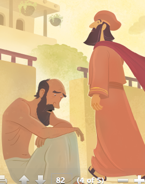 Parable of the Rich Man & Lazarus