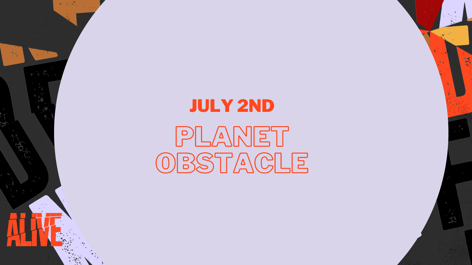 Planet Obstacle 2021 image