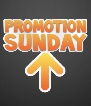Promotion Sunday1