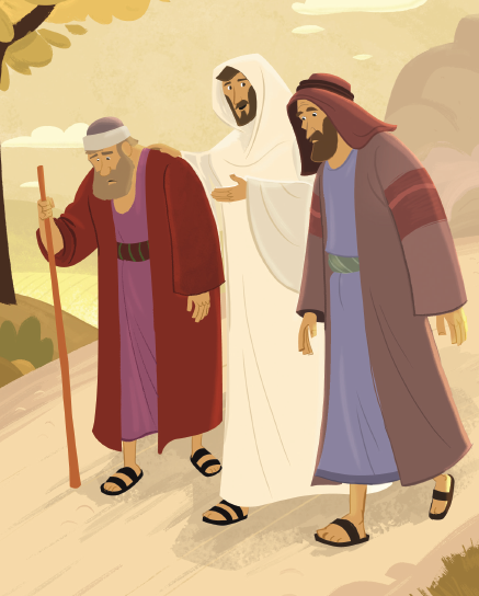 The Emmaus Disciples