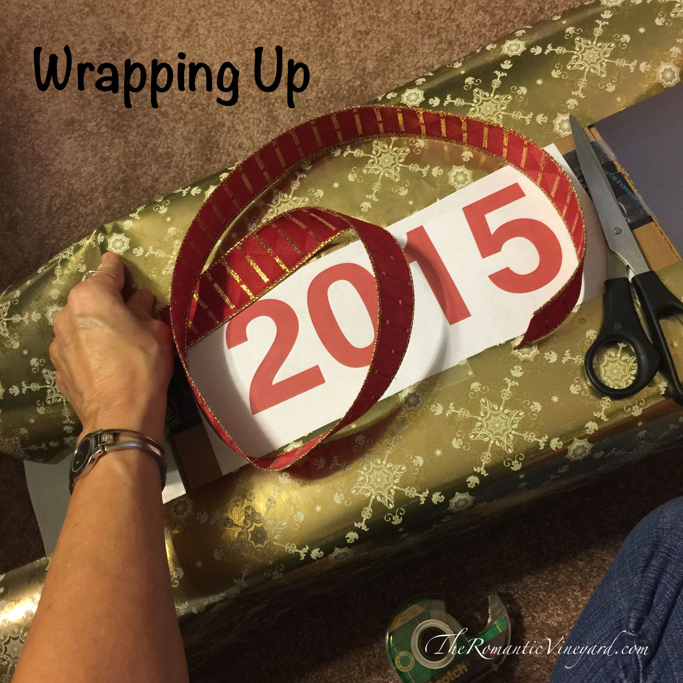 Wrapping Up 2015