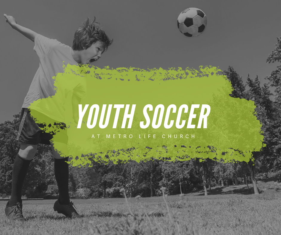 Youth soccer image