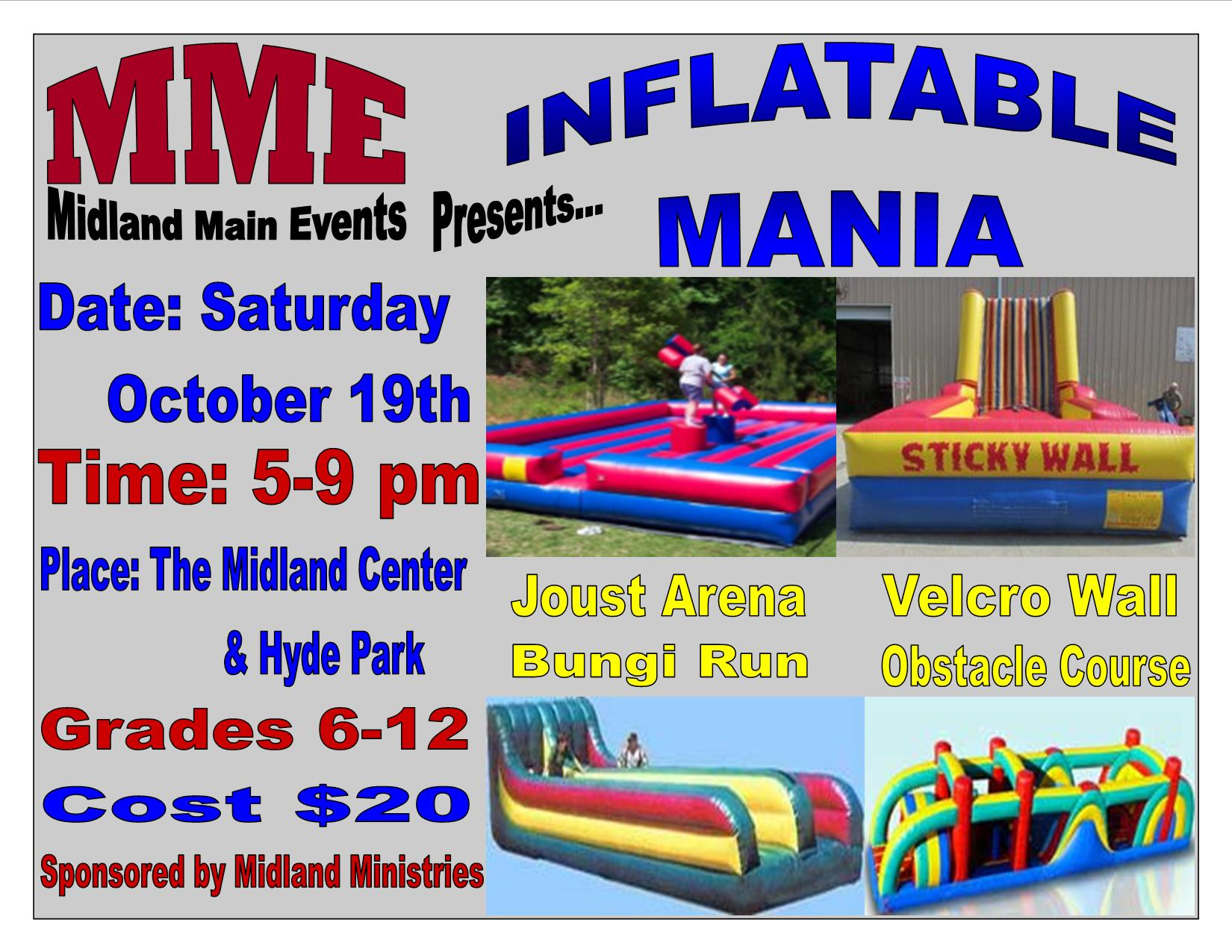 2019-10-19 Inflatable Mania