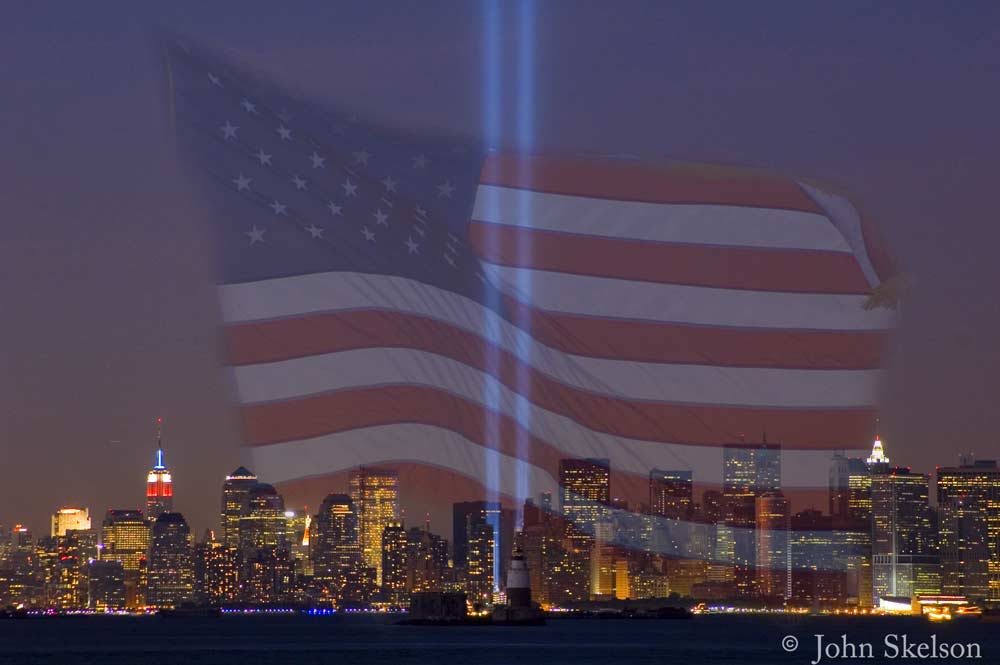 9-11-lights-rememebering