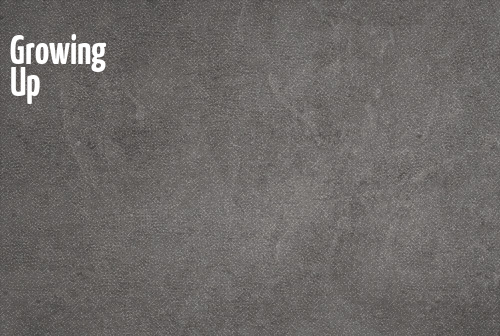 Growing Up banner