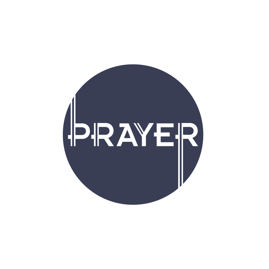 PRAYER MIdnight Blue logo RGB-10