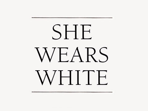 She Wears White no date image