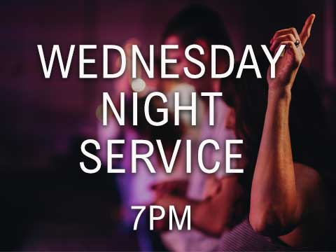 Wed-Night-Service-Graphic image
