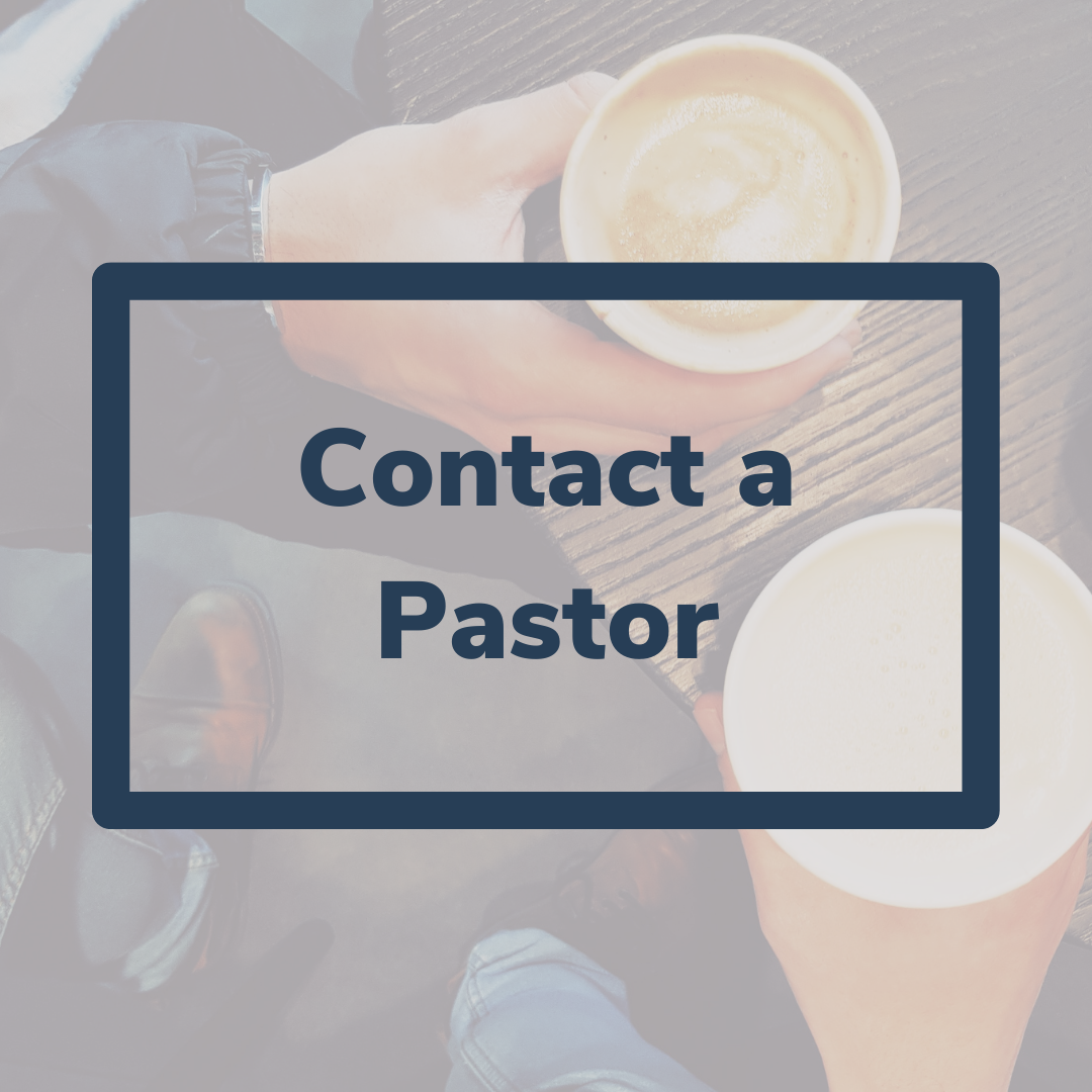 Contact Pastor Connect PAge
