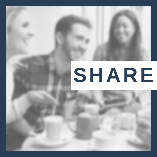 SHARE on Connect page