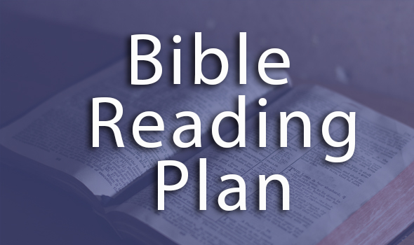Join our Bible Reading Plan