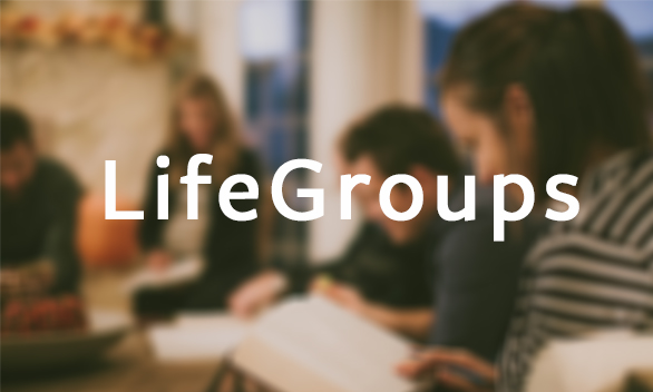 LifeGroups - Web QuickLinks