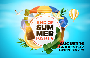 END SUMMER PARTY image