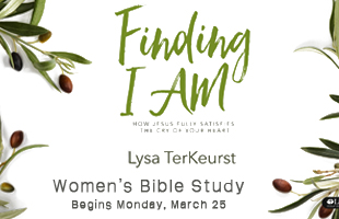 Finding I Am web Event header image