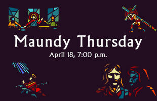Maundy Thursday featured event image