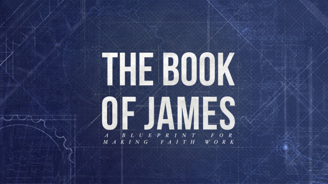 The Book of James banner