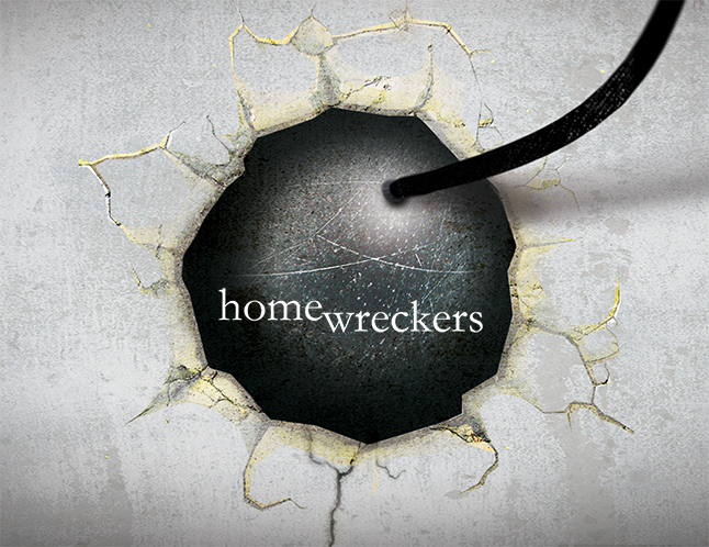 Home Wreckers banner