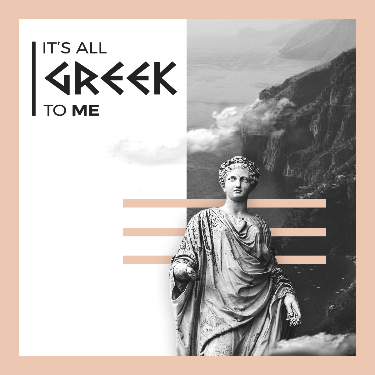 It's All Greek to Me banner