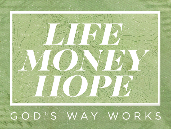 Life, Money, Hope banner