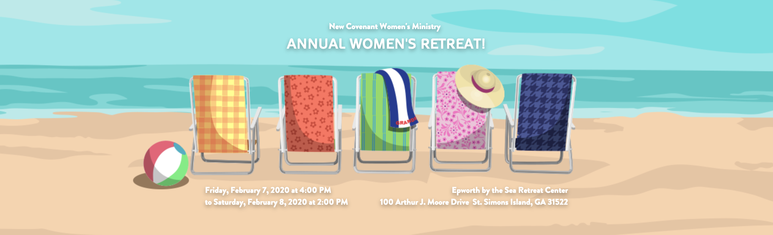 2020 Annual Women's Retreat image