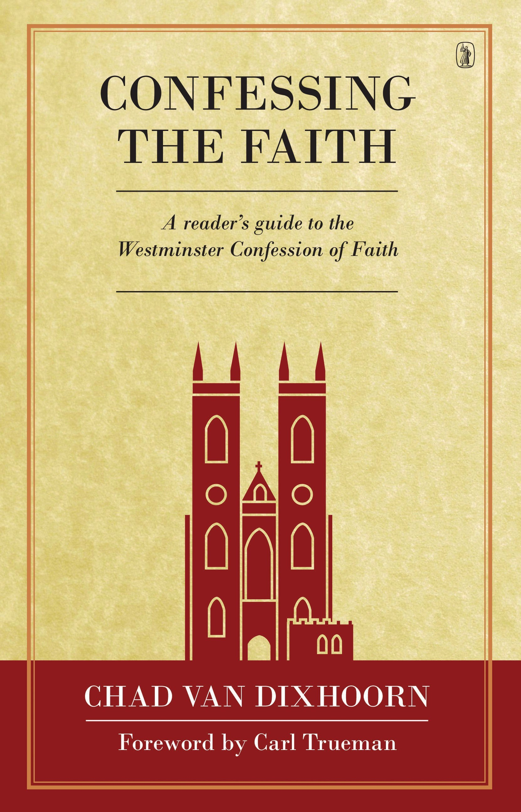 Confessing the Faith Book Cover