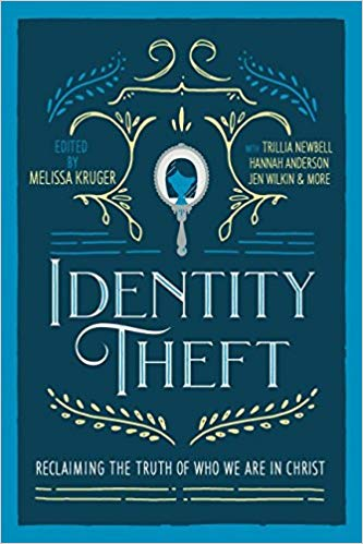 Identity Theft book cover