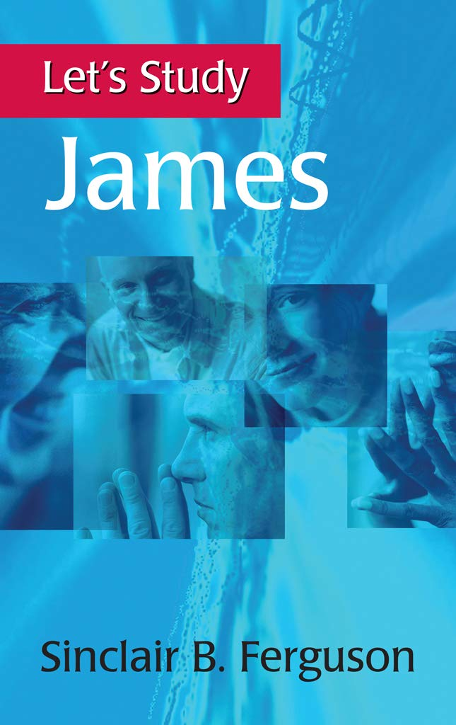 Let's Study James Book cover