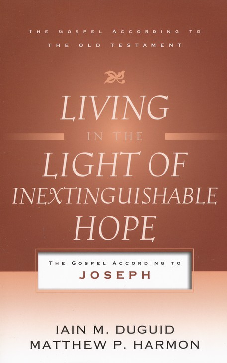 Living in the Light of Inextinguishable Hope - Book Cover Light