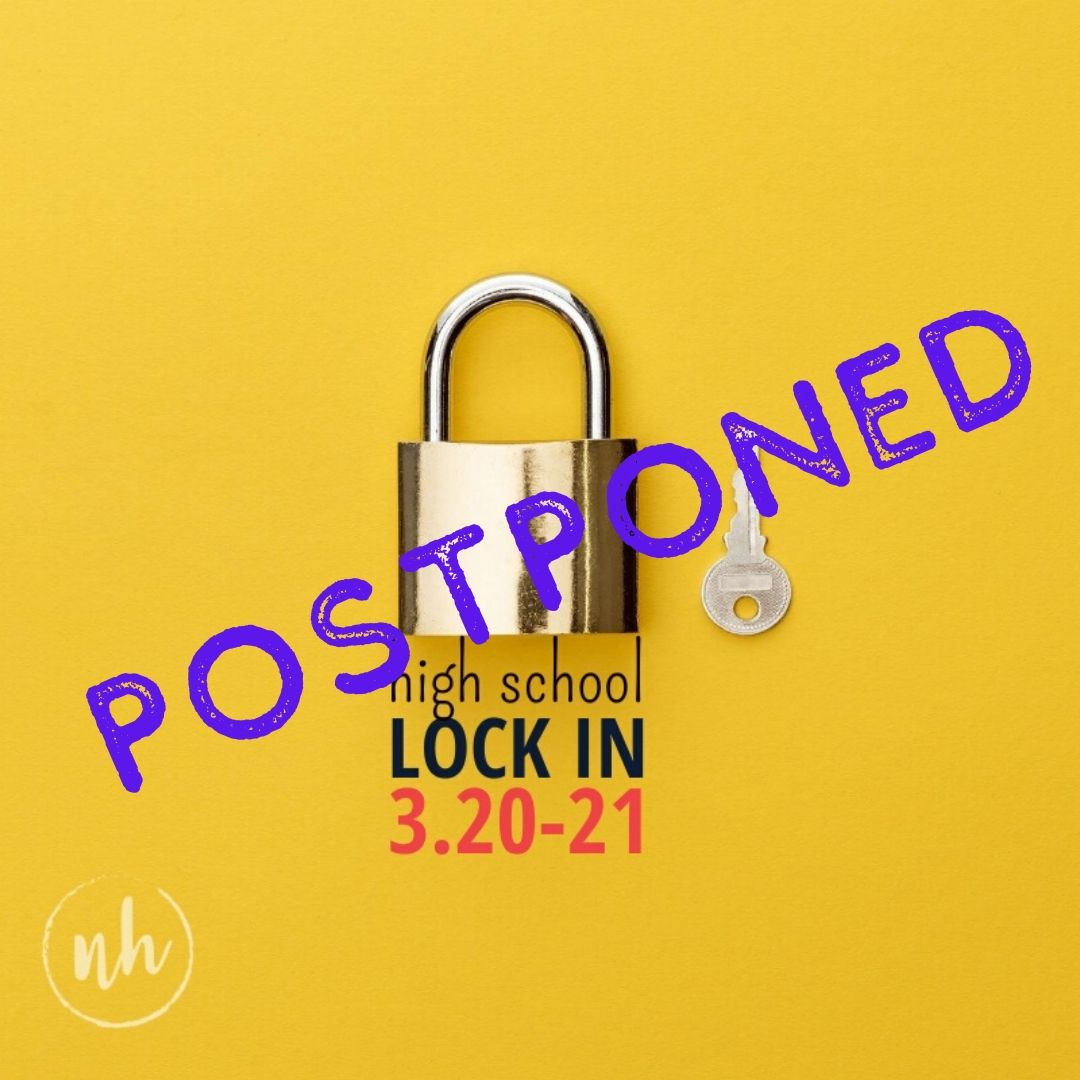 postponed HS Lock in