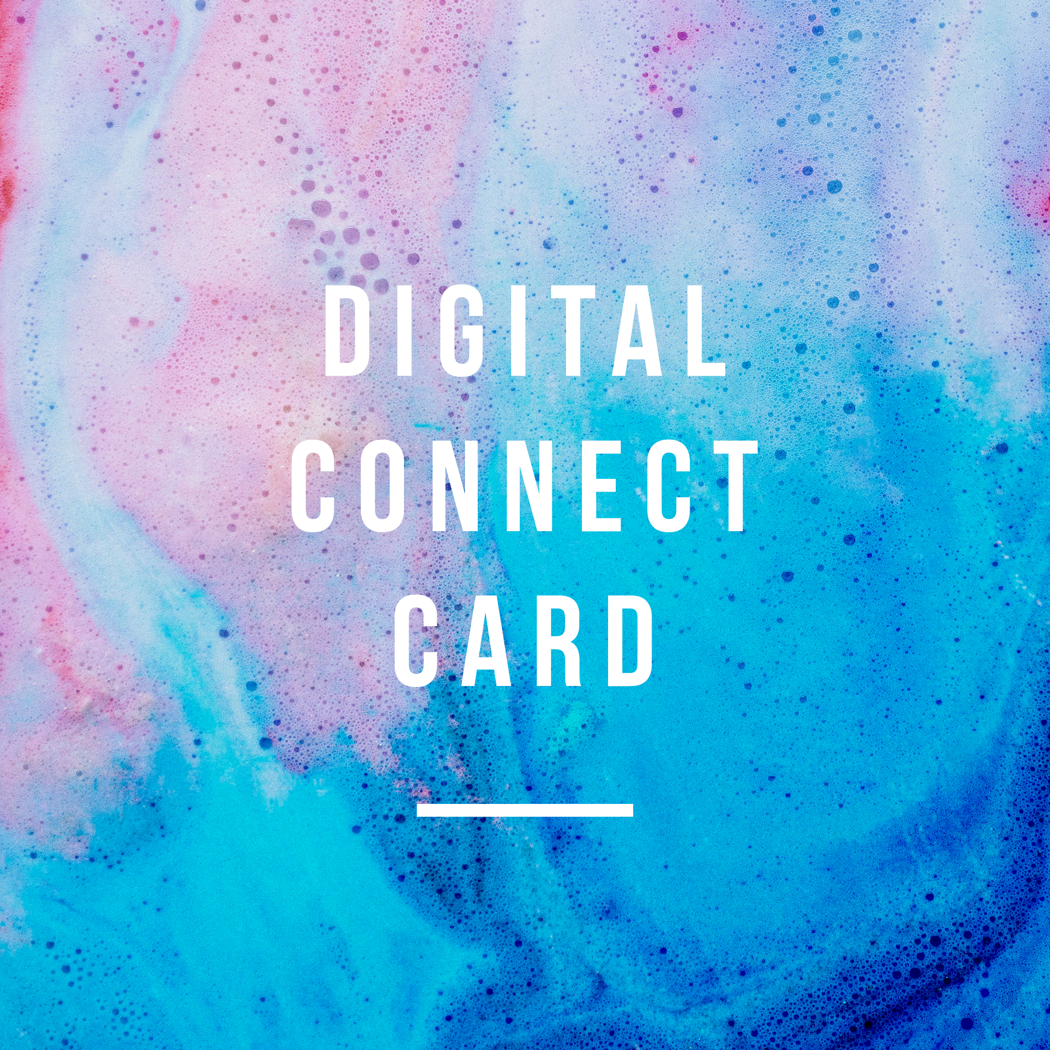 Digital Connect Card
