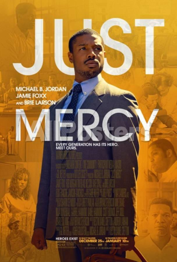 Just Mercy (Destin Daniel Cretton) — Available to rent