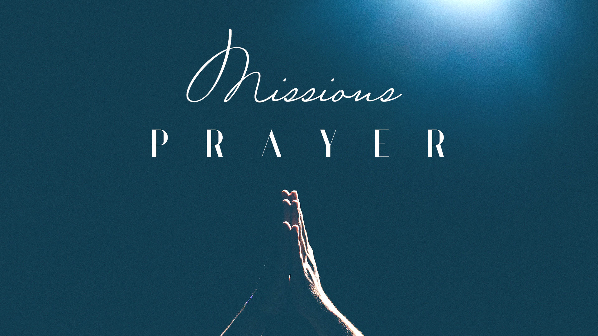 missions-prayer image