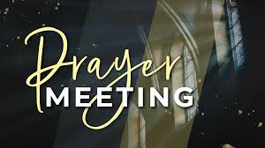 prayer meeting image