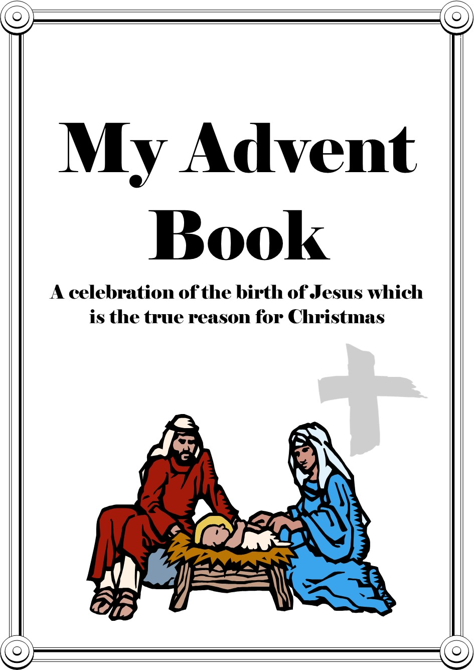 My Advent Book