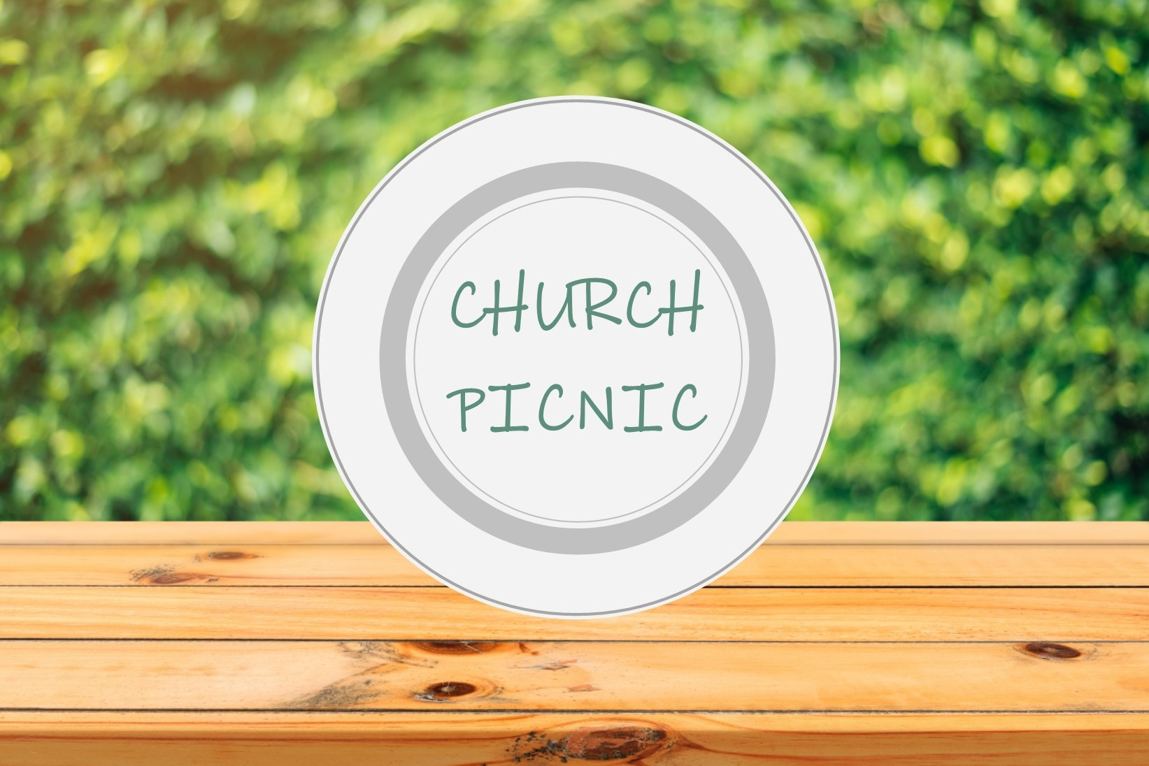 Church Picnic image
