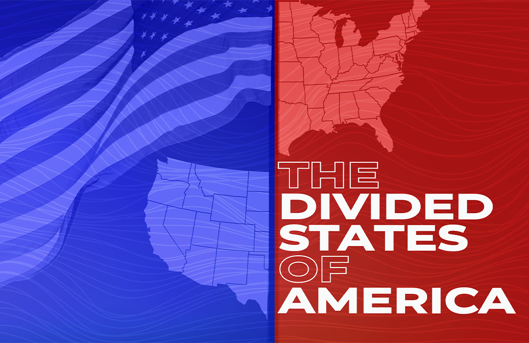 Divided States Web