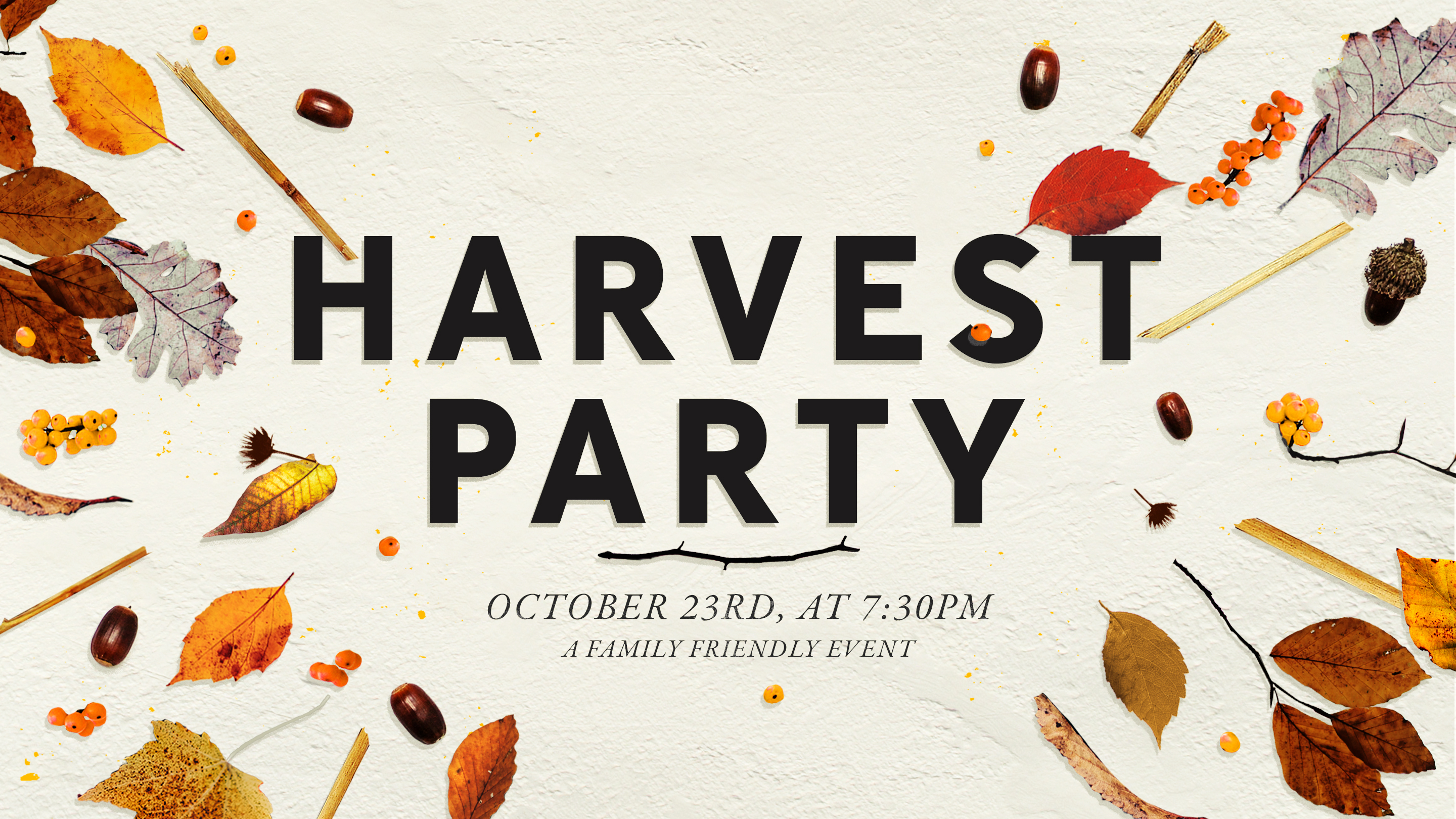 Harvest Party image