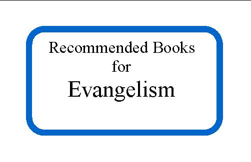 recommended books evangelism