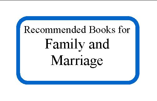 recommended books family and marriage