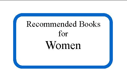 recommended books women