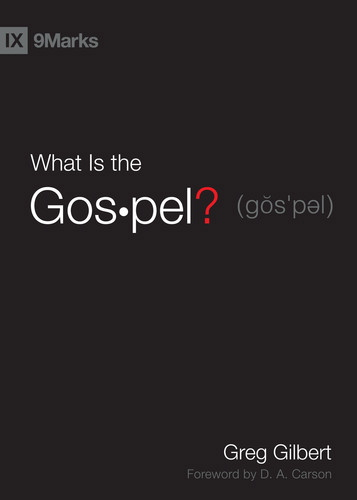 What is the gospel 9 marks