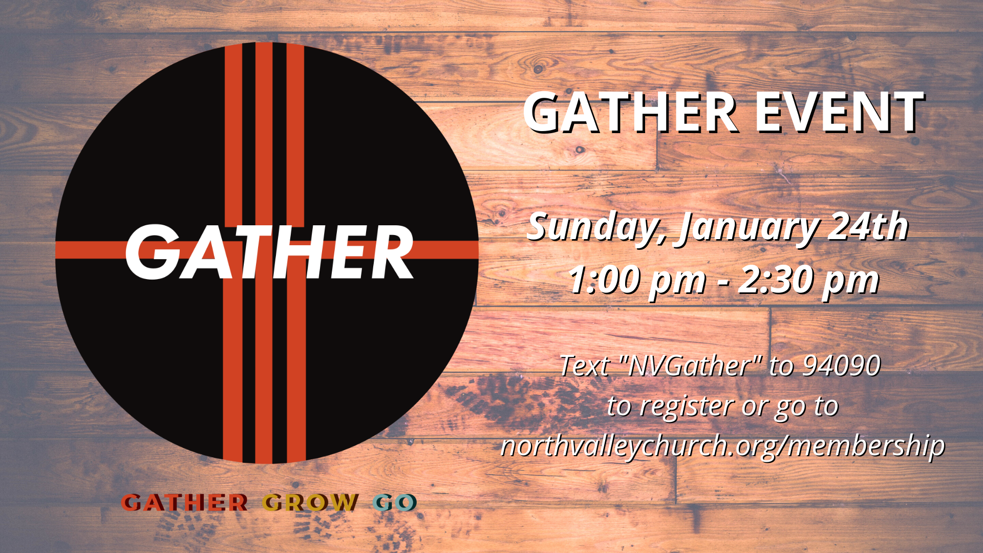 Gather Event Jan 2020 image