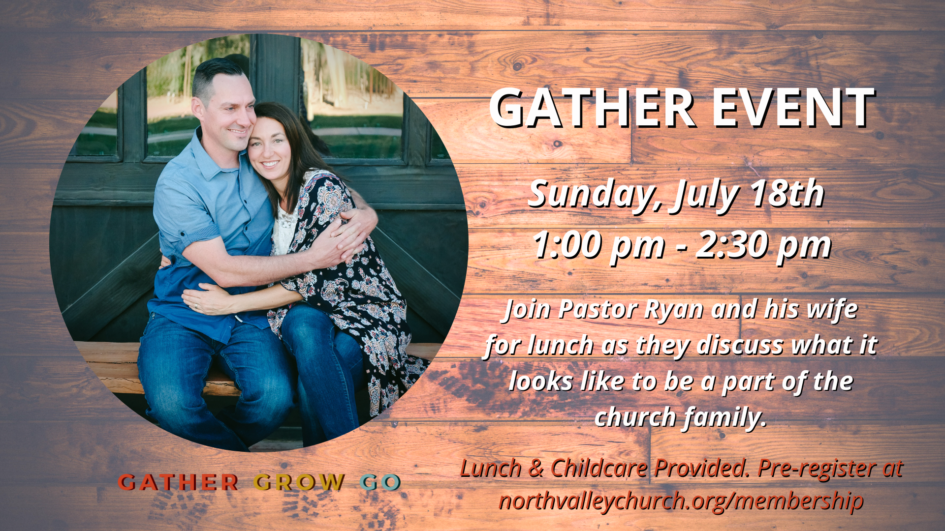 Gather Event (July)