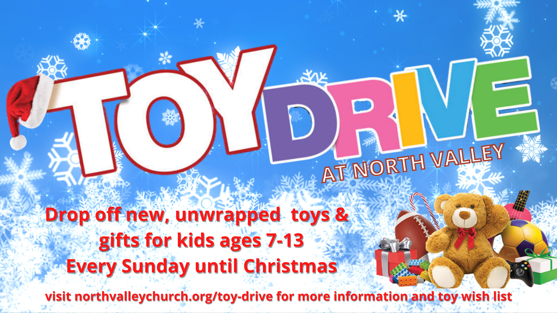 Toy Drive (1) image