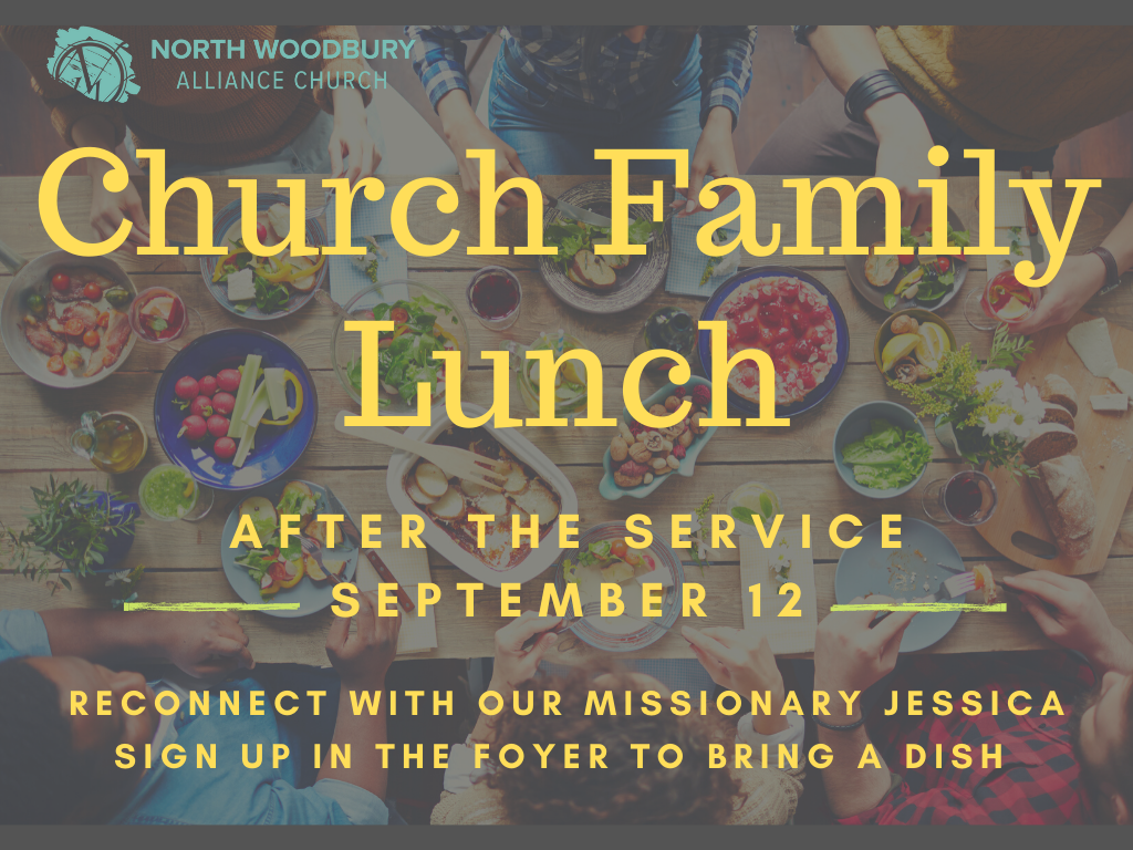 Church Family Lunch2021 image
