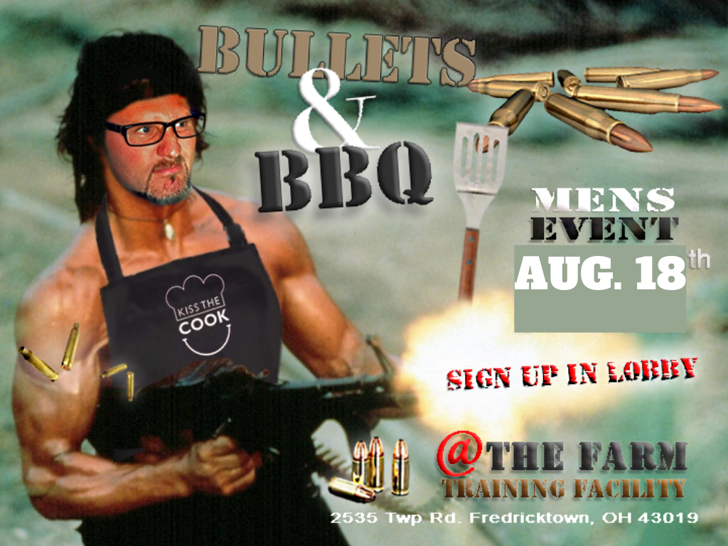 Bullets and BBQ image