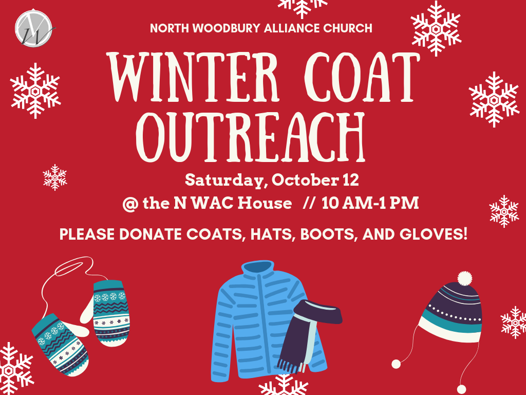 Coat Outreach Slide image