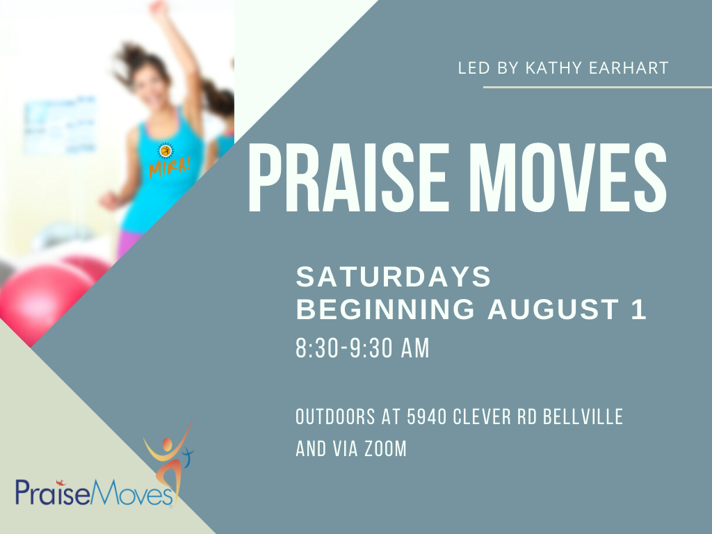 Praise Moves (1) image