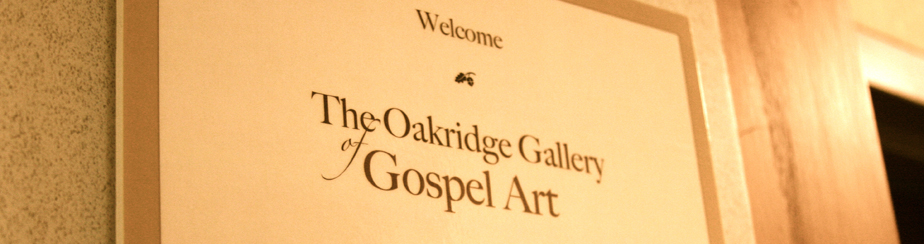 Gospel Art Gallery Submission banner